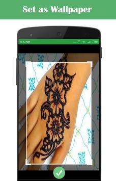 Henna tutorial Step by Step apk screenshot