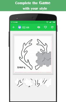 How to draw apk screenshot