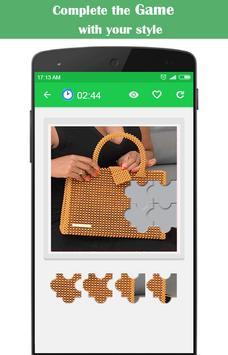 How To Make Bead Purse apk screenshot
