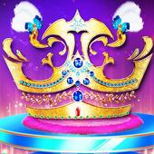 Cat Queen Makeup Salon icon