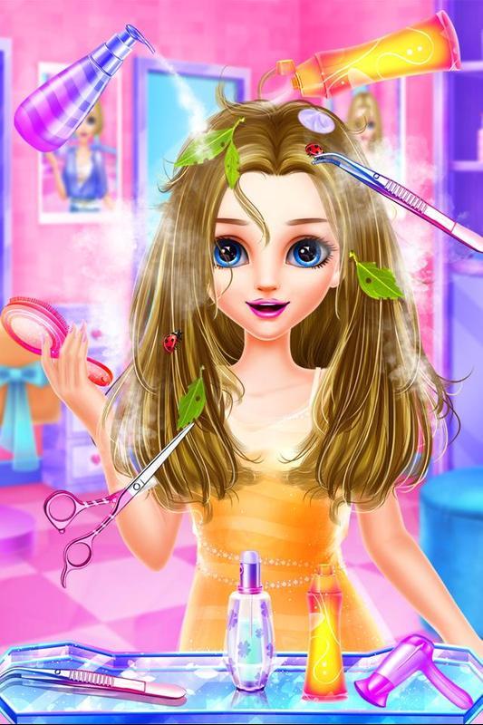 Скачать бесплатно игру на андроид toca hair salon