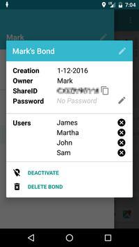 Bond - Easy Friend Locator screenshot 3