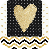 Golden Pattern Wallpapers icon