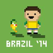 Tiny Goalie: World Soccer icon