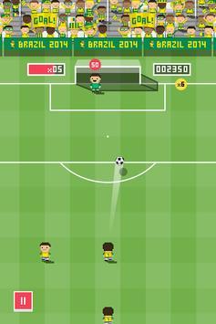 Tiny Goalie: World Soccer apk screenshot