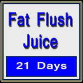 Fat flush Juice icon