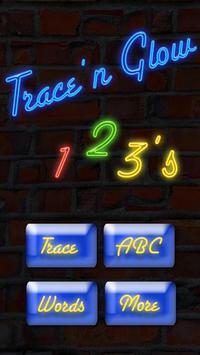 Trace Number Free Learning App poster