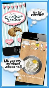 Cookie Bake Free Cooking Games poster