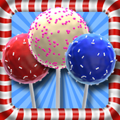 Cake Pop Maker Cooking Game icon