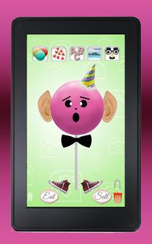Cake Pop Maker Cooking Game poster