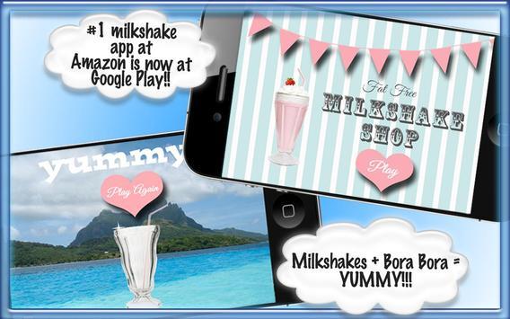 Milkshake Games Smoothie Maker poster