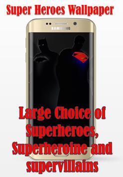AIO SuperHeroes HD Wallpaper apk screenshot