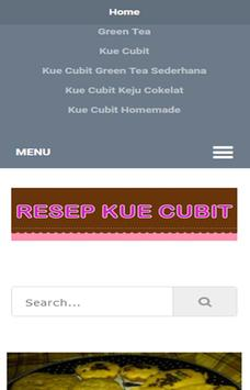 Resep Kue Cubit poster