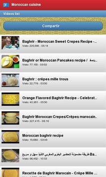 Moroccan Food apk screenshot