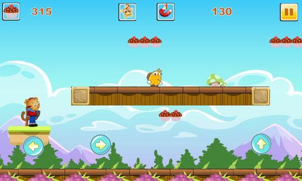 Daniell the jungle tiger screenshot 1