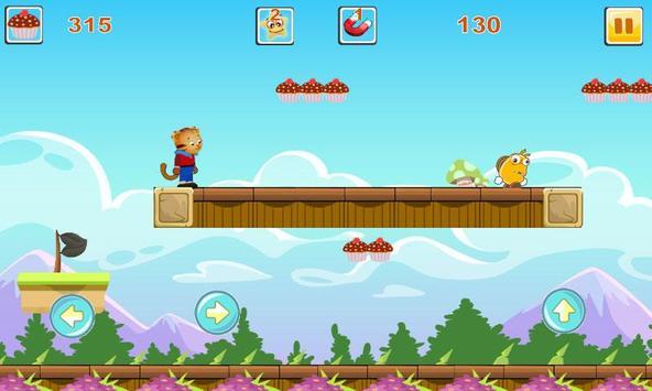Daniell the jungle tiger screenshot 2