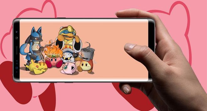 Kirby Wallpapers Art HD apk screenshot