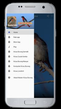 Master Kicau Burung Cabai screenshot 4