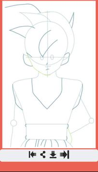 How to Draw All Dragon Ball Z Characters screenshot 6