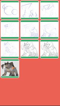 How to Draw All Legendary Pokemon Step by Step screenshot 4