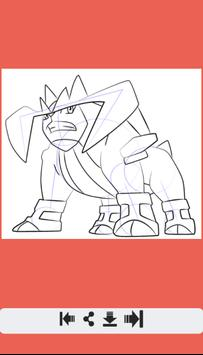 How to Draw All Legendary Pokemon Step by Step screenshot 7