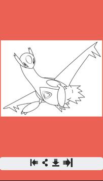 How to Draw All Legendary Pokemon Step by Step screenshot 8