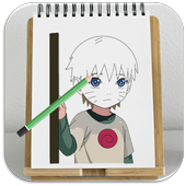 How to Draw All Naruto Characters icon