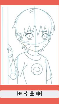 How to Draw All Naruto Characters screenshot 7