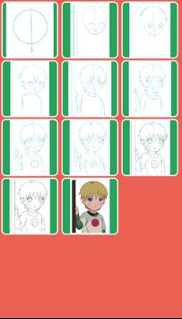 How to Draw All Naruto Characters screenshot 4