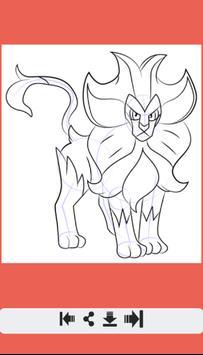 Learn How to Draw All Pokemon Evolution screenshot 7