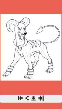 Learn How to Draw All Pokemon Evolution screenshot 8