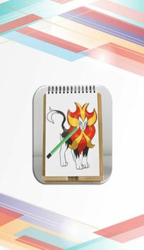 Learn How to Draw All Pokemon Evolution poster