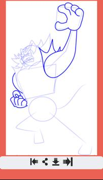 Learn How to Draw All Pokemon Sun Moon screenshot 6