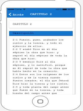 La Santa Biblia apk screenshot