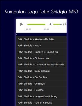 Fatin Shidqia MP3 Populer apk screenshot