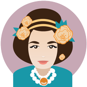 Historic Women Watch Faces icon