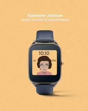 Historic Women Watch Faces apk screenshot