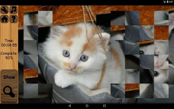 Puzzle: Landscapes, Pets & Animals, Flowers & More screenshot 10