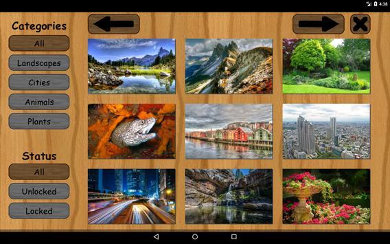 Puzzle: Landscapes, Pets & Animals, Flowers & More screenshot 11
