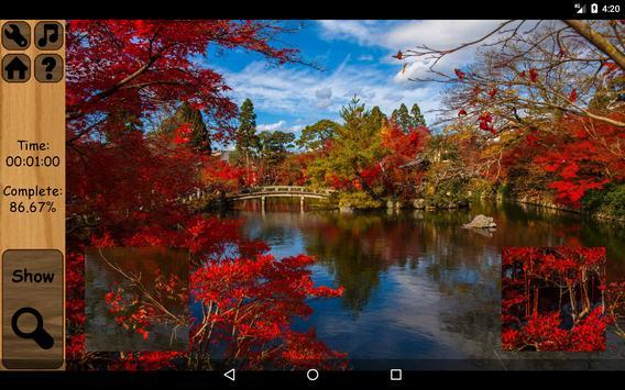Puzzle: Landscapes, Pets & Animals, Flowers & More screenshot 14