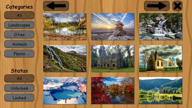 Puzzle: Landscapes, Pets & Animals, Flowers & More screenshot 5