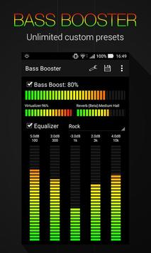 Equalizer Sound Bass Booster poster