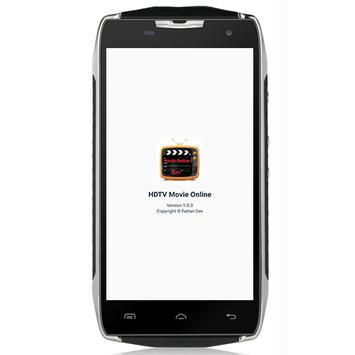 HDTV Movie Online apk screenshot