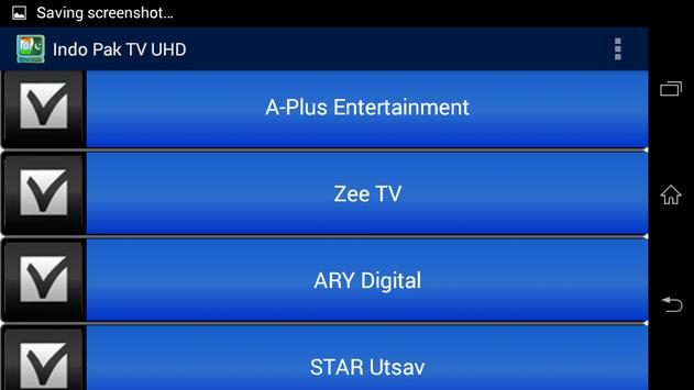 Indo Pak TV HD 1 0 (Android) - Download APK