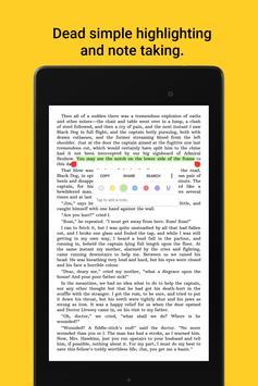 Lithium: EPUB Reader apk screenshot