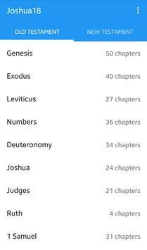 Joshua18 apk screenshot
