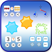 Kids Math Games - arithmetic icon
