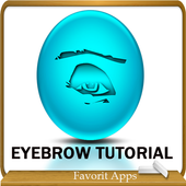 Eyebrow Tutorial -Step by Step icon