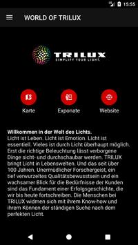 WORLD OF TRILUX poster