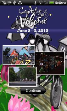 Capital VeloFest poster
